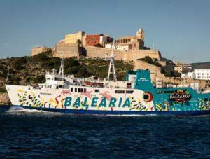 Balearia prom